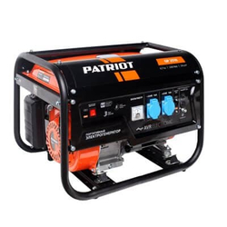 Patriot GP 2510 Генератор бензиновый Patriot Бензиновые Генераторы