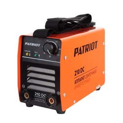 Patriot 210DC MMA Сварочный аппарат Patriot Инверторы Дуговая сварка