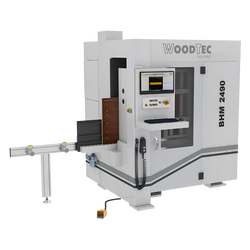 WoodTec BHM 2490 Автоматический сверлильно-присадочный станок с ЧПУ Woodtec Станки с ЧПУ Сверлильно-присадочные