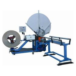 ЛСВ – 1500 Станок для производства спирально-навивных воздуховодов ССЗ Автоматические линии Станки для воздуховодов