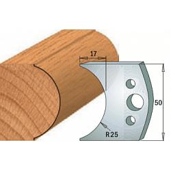 Комплекты ножей и ограничителей серии 690/691 #546 CMT Ножи и ограничители для фрез 50 мм Ножи